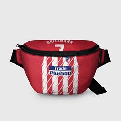 Поясная сумка Atletico Madrid FC: Grizman Home 17/18 цвета 3D — фото 1