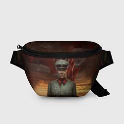 Поясная сумка Wolfenstein: Wilhelm Strasse цвета 3D-принт — фото 1