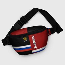 Поясная сумка Primorye, Russia цвета 3D — фото 2