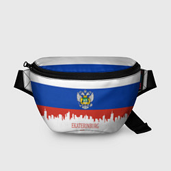 Поясная сумка Ekaterinburg: Russia цвета 3D-принт — фото 1