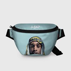 Поясная сумка ASAP Rocky: Far East цвета 3D-принт — фото 1