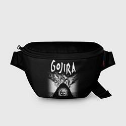Поясная сумка Gojira: Magma цвета 3D — фото 1