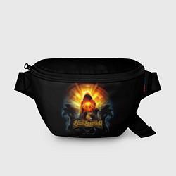 Поясная сумка Blind Guardian: Guide to Space цвета 3D-принт — фото 1