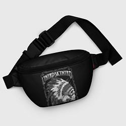 Поясная сумка Lynyrd Skynyrd: Jacksonville цвета 3D-принт — фото 2