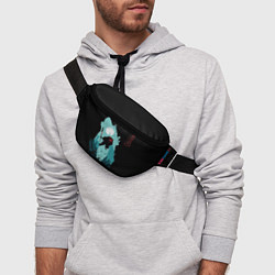 Поясная сумка Princess Mononoke цвета 3D — фото 2