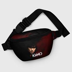 Поясная сумка Кино цвета 3D — фото 2