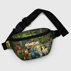 Поясная сумка ROBLOX цвета 3D — фото 2