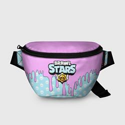 Поясная сумка BRAWL STARS цвета 3D — фото 1