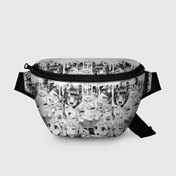 Поясная сумка AHEGAO цвета 3D — фото 1