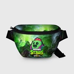 Поясная сумка BRAWL STARS SPIKE цвета 3D — фото 1