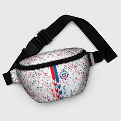 Поясная сумка Сборная Чили цвета 3D — фото 2