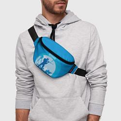 Поясная сумка Биатлон цвета 3D — фото 2