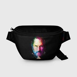 Поясная сумка Стив Джобс цвета 3D — фото 1
