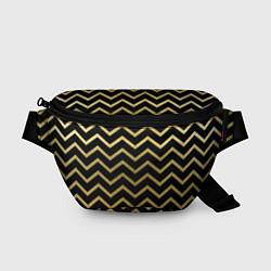 Поясная сумка Узор цвета 3D — фото 1