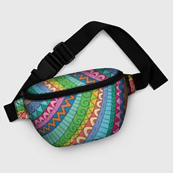 Поясная сумка Рамадан цвета 3D — фото 2
