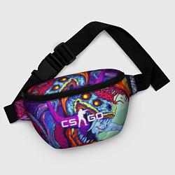 Поясная сумка CS:GO цвета 3D — фото 2