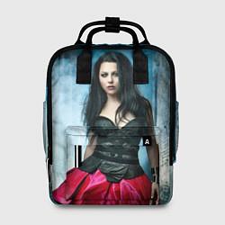 Рюкзак женский Evanescence цвета 3D-принт — фото 1
