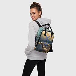 Рюкзак женский The XX цвета 3D-принт — фото 2