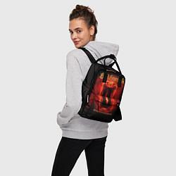 Рюкзак женский Blind Guardian цвета 3D-принт — фото 2