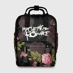 Рюкзак женский My Chemical Romance цвета 3D — фото 1