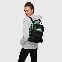Рюкзак женский TANJIRO цвета 3D-принт — фото 2