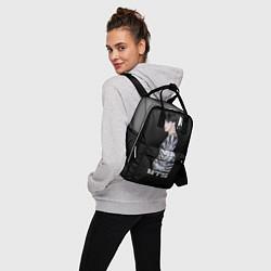 Рюкзак женский BTS цвета 3D — фото 2