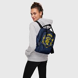 Рюкзак женский За Альянс! цвета 3D — фото 2