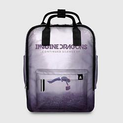 Рюкзак женский Imagine Dragons: Silence цвета 3D — фото 1