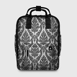 Рюкзак женский Гламурный узор цвета 3D — фото 1