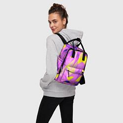 Рюкзак женский Texture цвета 3D — фото 2