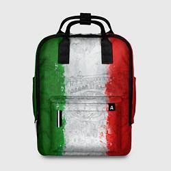 Рюкзак женский Italian цвета 3D — фото 1