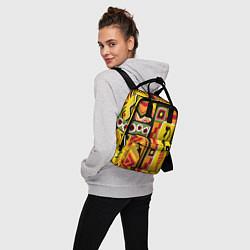 Рюкзак женский Африка цвета 3D — фото 2