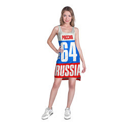Туника женская Russia: from 64 цвета 3D — фото 2