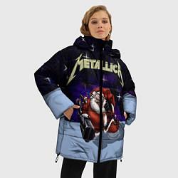 Куртка зимняя женская Metallica: Bad Santa - фото 2