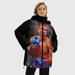 Куртка зимняя женская Геннадий Головкин - фото 2