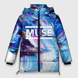 Куртка зимняя женская MUSE: Blue Colours - фото 1
