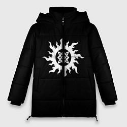 Куртка зимняя женская Звезда Руси - фото 1
