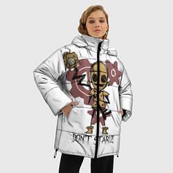 Куртка зимняя женская Don't Starve: WX-78 - фото 2