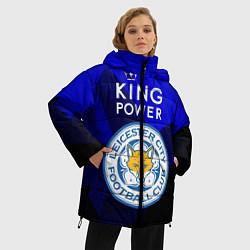 Куртка зимняя женская Leicester City - фото 2