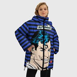 Куртка зимняя женская Superman! - фото 2