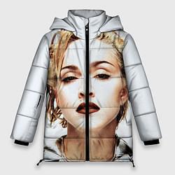 Куртка зимняя женская Мадонна цвета 3D-черный — фото 1