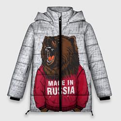 Куртка зимняя женская Made in Russia - фото 1