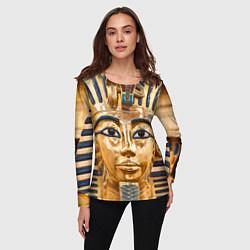 Лонгслив женский Фараон цвета 3D — фото 2