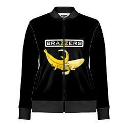 Женская олимпийка Brazzers: Black Banana