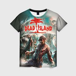 Футболка женская Dead Island цвета 3D — фото 1